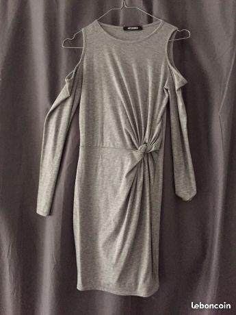 Lestendancesdelilou – Robe en coton moulante MissGuided – 15 €